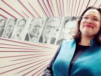 Nahles SPD Frau