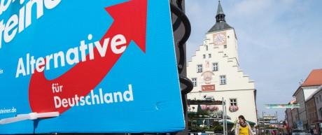 Nach der Bundestagswahl - Deggendorf