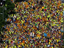 Catalan National Day Celebrations