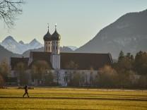 Basilika Kloster Benediktbeuern