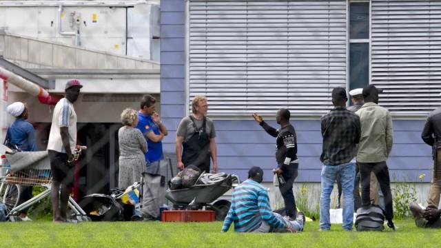 Grafing - Drama bei Flüchtlingsumsiedelung nach Pliening