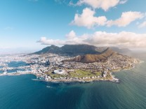Kapstadt Südafrika Tafelberg