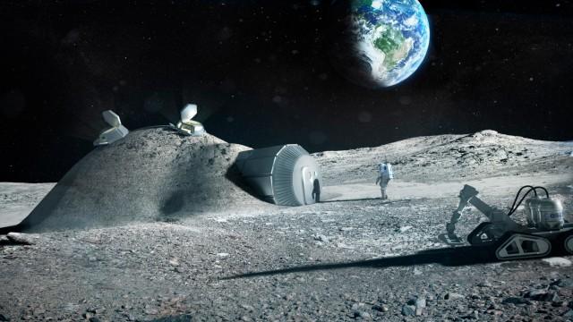 Astronomie Bemannte Raumfahrt