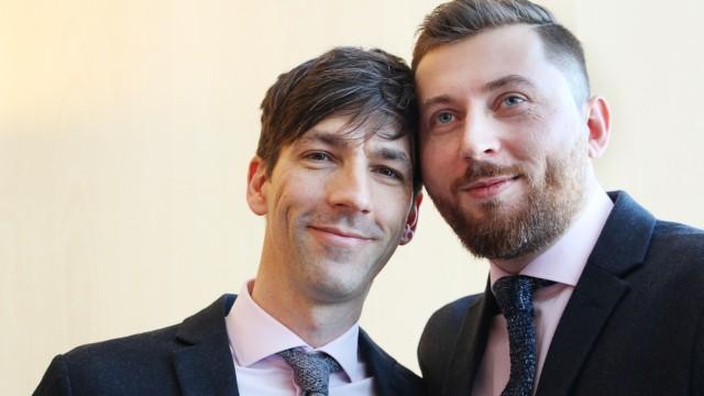 LGBTQ Ehe für alle