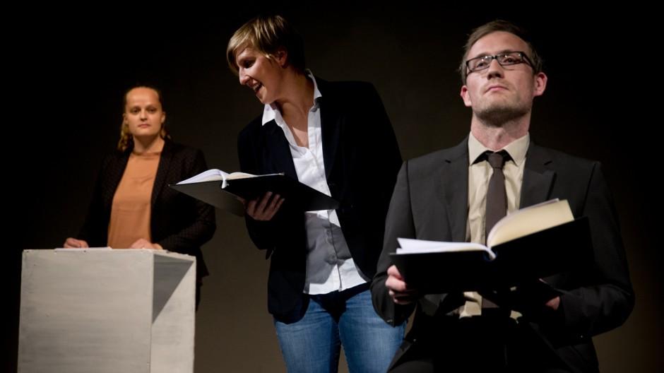 Bruck: BUCHPREMIERE 'Die Optimierer' von THERESA HANNIG