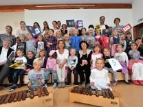 Hechendorf: 15 Jahre Fröbel Kindergarten