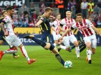 1 FC Koeln RB Leipzig Fussball Bundesliga Köln 01 10 2017 Rheinenergiestadion Fussball 1 BL