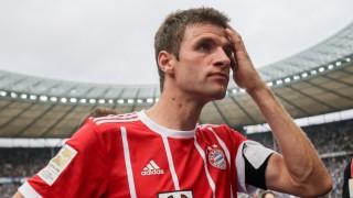 Hertha BSC - Bayern München