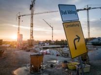 Baustelle Eigentumswohnanlage