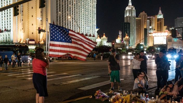 Nach Schüssen in Las Vegas