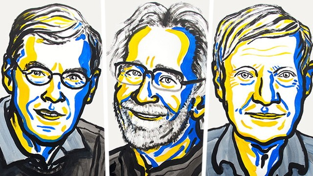 Chemie-Nobelpreis für neue Mikroskopie-Technik