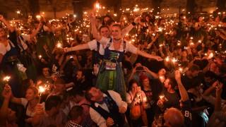 Oktoberfest 2017 - Hofbräuzelt