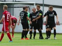 22 07 2017 Fussball Saison 2017 2018 Bayernliga süd sued 2 Spieltag TSV Kornburg TSV Dac; Fußball