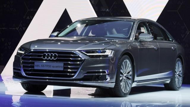 IAA Frankfurt - Audi