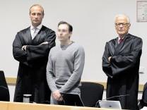 Doppelmordprozess Augsburg; Prozess gegen mutmaßlichen Doppelmörder in Augsburg