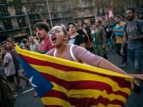 Generalstreik in Katalonien