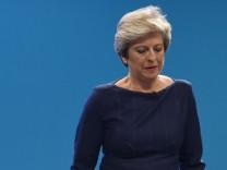 Parteitag der britischen Konservativen