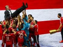 ARCHIVFOTO: HEYNCKES NEUER TRAINER DES FC BAYERN 05.10.2017 DFB-Pokal FINALE FC Bayern Muenchen  - VFB STUTTGART  ( 3-2  )