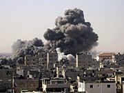 Krieg im Gaza-Streifen: Erneut Tote bei Kämpfen; AP