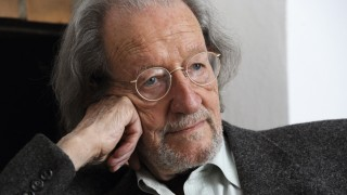 Dieter Lattmann wird 90