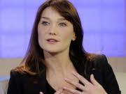 Carla Bruni-Sarkozy, AP