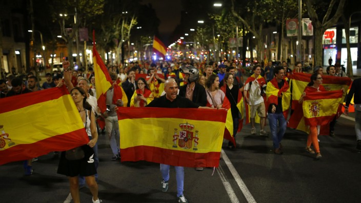 Konflikt um Katalonien