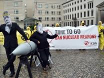 Friedensnobelpreis für Kampagne zur atomaren Abrüstung