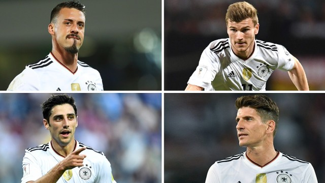 Fußball-WM Nationalmannschaft