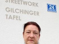 Streetworkerin Elke Leicht-Krohn; Streetworkerin in Gilching