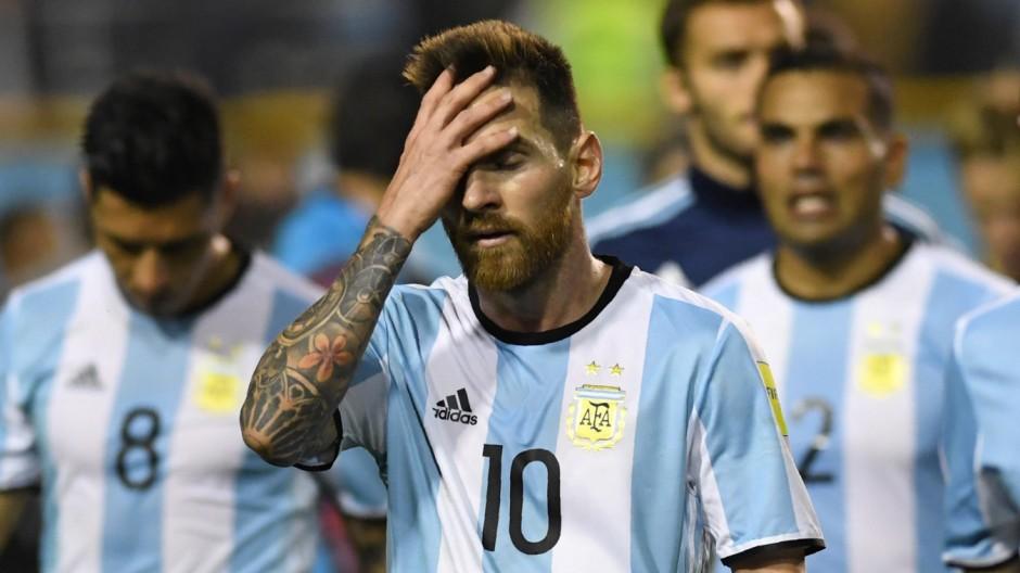 Fußball WM-Qualifikation