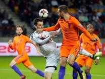 WM-Qualifikation - Weißrussland - Niederlande
