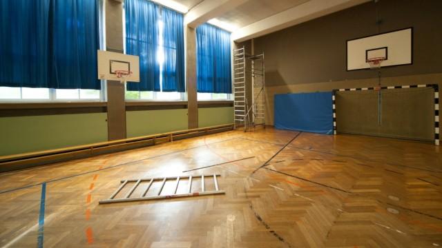 Schule Sportunterricht in der Schule
