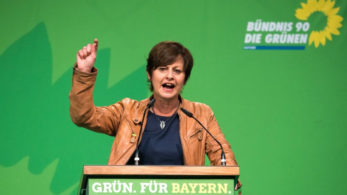 Vor Landesparteitag: Bayerns Grüne auf Expansionskurs
