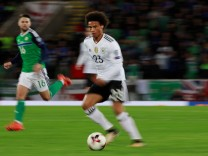 2018 World Cup Qualifications - Europe - Northern Ireland vs Germany