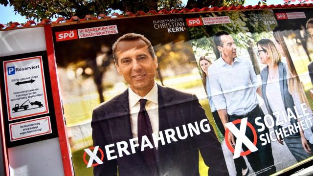 Vor der Nationalratswahl in Österreich