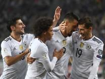Deutschland - Aserbaidschan