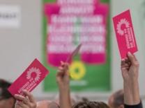 Landesparteitag der bayerischen Grünen
