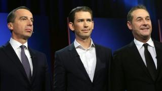 TV-Duell in Österreich