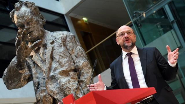Gedenken zum 25. Todestag von Willy Brandt