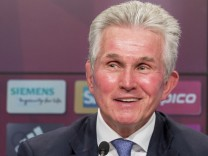 Jupp Heynckes Returns To Bayern Muenchen As Head Coach