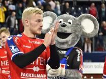05 10 2017 Handball 1 Bundesliga DKB HBL Saison 2017 2018 08 Spieltag HC Erlangen Metropo