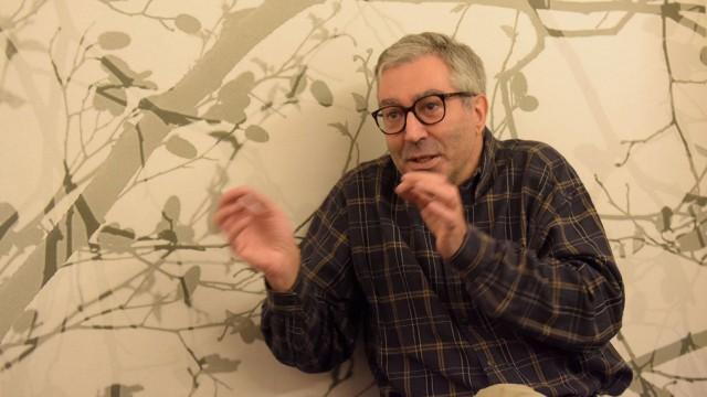 Didier Eribon Berlin 28 11 2016 Didier Eribon Soziologe und gilt als einer der wichtigsten Intelek