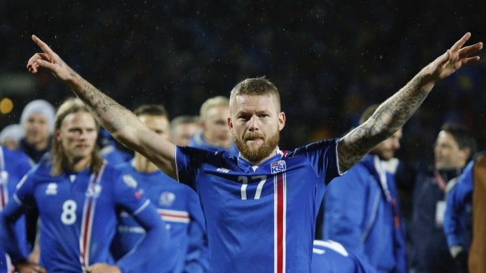 Fussball Wm 2018 Island Reist Erstmals Zur Wm Sport Sz De