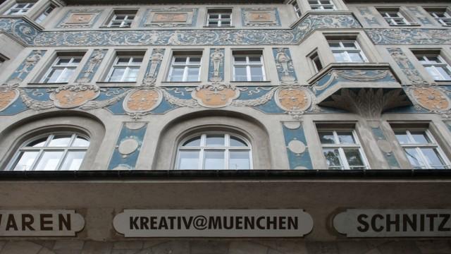 Wirtschaft in München Zwischennutzung