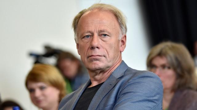 Jürgen Trittin von Bündnis 90/Die Grünen.