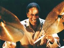 Jazz-Schlagzeuger Al Foster