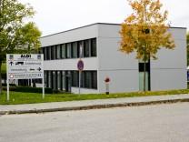 ALDI Auslieferungslager - Logistikzentrum