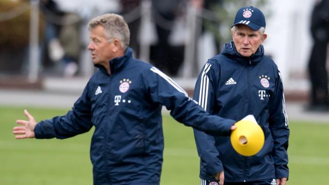 FC Bayern München - Vorstellung Trainer Heynckes
