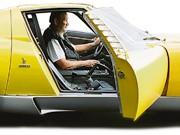 Lamborghini Miura SV Testfahrer