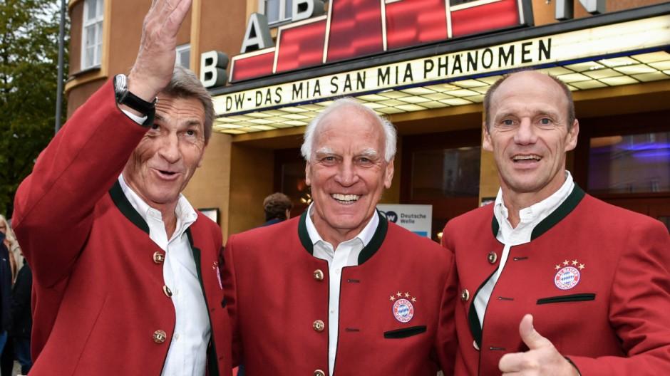 Premiere des Films 'Das Mia san Mia-Phänomen'